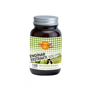 Artichoke (enginar) 500 mg 120 Tablet