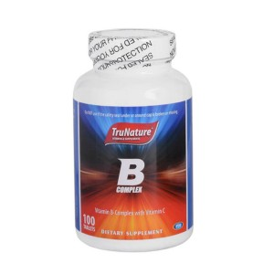 Trunature B complex ve Vitamin C 100 Tablet