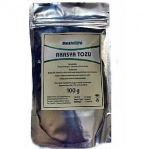 Akasya Tozu 100 gr L Carnitine İlaveli