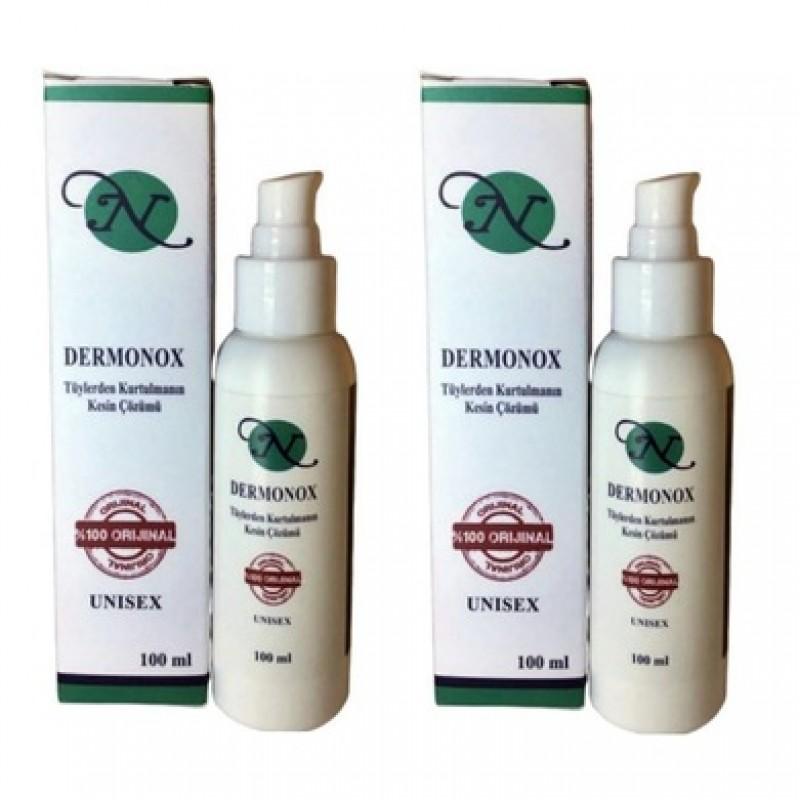 Dermonox 100 ml Ağda ve Epilasyon Sütü 2 Kutu