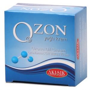 Akışık Ozon Yağlı Krem 60 ml Ozon Kremi