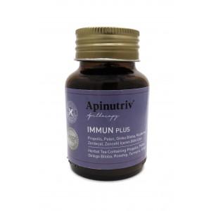 Apinutriv Immun Plus 60 Gram 2 Adet