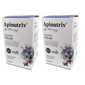 Apinutriv Organik Arı Poleni 100 Gram