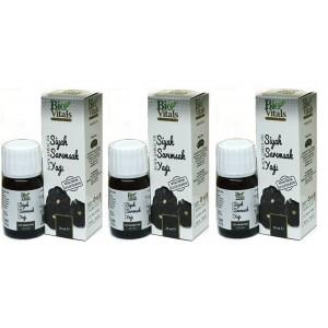 Bio Vitals Siyah Sarımsak Yağı 20 ml 3 Kutu Özel İndirim