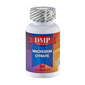 Dmp Magnesium Citrate 120 Tablet