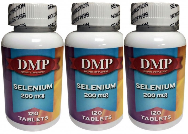 Dmp Selenyum 200 Mcg 120 Tablet Skt 06-2023 Bitki Çayı Hediye 3 a