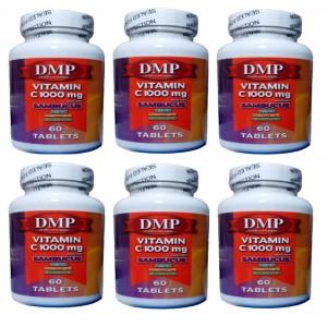Dmp Vitamin C 1000 mg Çinko Kara Mürver Cordyceps Ekinezya 60 Tb.
