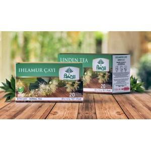 Dr. Banji Ihlamur Bitki Süzen Poşet Çay 2'li 20 x 1.5 G