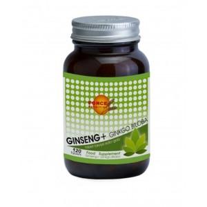 Force Nutrition Ginseng Ginkgo Biloba 120 Tablet