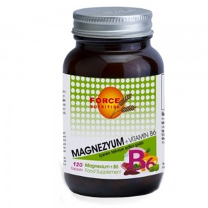 Force Nutrition Magnesium B6 120 Tablet