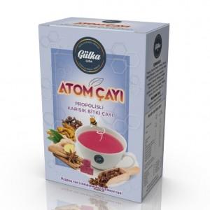 Gülka Propolisli Atom Çayı 150 Gram