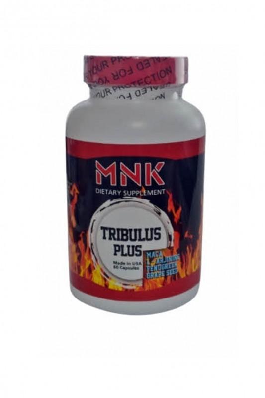 Mnk Tribulus Plus Maca L-arjinine Fenugreek Grape Seed 60 Kapsül