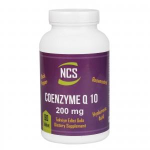 NCS Coenzyme Q 10 Resveratrol Hyaluronic Acid Black Pepper 90 tab