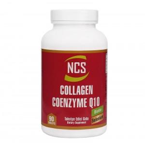 Ncs Hidrolize Colagen Coenzyme Biotin Selenium Zinc 90 Tablet