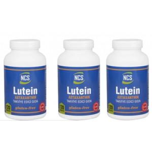 Ncs Lutein 15 Mg Astaxanthin (Astaksantin) 12 mg 120 tablet 3 kut