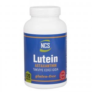 Ncs Lutein 15 Mg Astaxanthin (Astaksantin) 12 mg 120 tablet